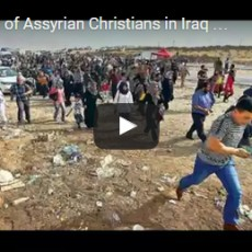 Genocide of Assyrian Christians in Iraq Continues in Syria