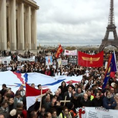 A Great Achievement by Assyrians in France