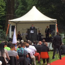 The speech that Sabri Atman, the president of Seyfo Center,  has delivered at the Seyfo monument ceremony in Switzerland .