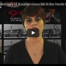 100 years Anniversary of the Assyrian Genocide