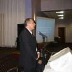 Assyrian genocide conference in London, UK, October 21, 2007.