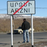 Arzni, Armenia, November 27, 2007.