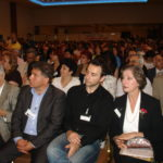 Sabri Atman and Thea Halo, Genocide Conference and rally in Alexandroupoli and Komotini, Greece, 2007.