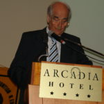 Former President of Greece, Genocide Conference and rally in Alexandroupoli and Komotini, Greece, 2007.