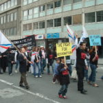 Seyfo rally in Brussels, Belgium, April 23, 2005.