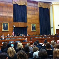 Letter to members of the House Committee on Foreign Affairs