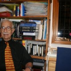 Dr. Israel Charny: Interviews on the Holocaust and Genocide