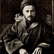 The Assyrian Patriarch Mar Binyamin