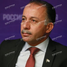 Mr. Ninos Isho, Chairman of Assyrian Democratic Party in Syria (ADP).