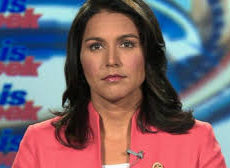 Presidential Candidate of the United States of America and Tulsi Gabbard