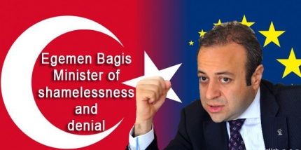 Turkish EU minister compares the Genocide of 1915 to masturbation!