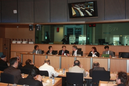 Assyrian Genocide Discussed in The European Parliament