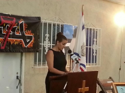 Assyrian Martyr's Day Commemoration in San Diego